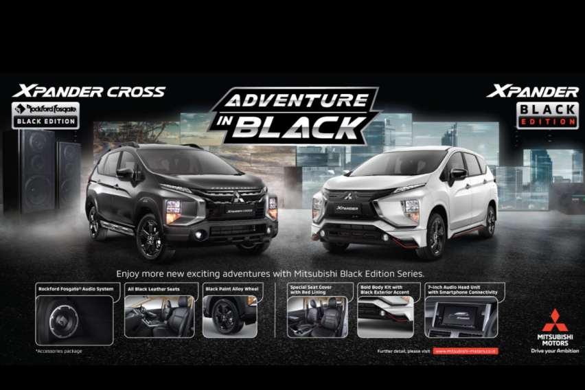 Edisi Spesial Mitsubishi Xpander dan Xpander Cross, Pilihan Eksklusif untuk Tampil Beda