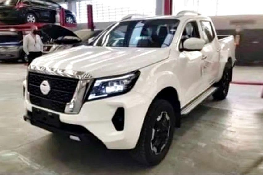 New Nissan Navara Bakal Disingkap Awal November, Fotonya Sudah Bocor Duluan