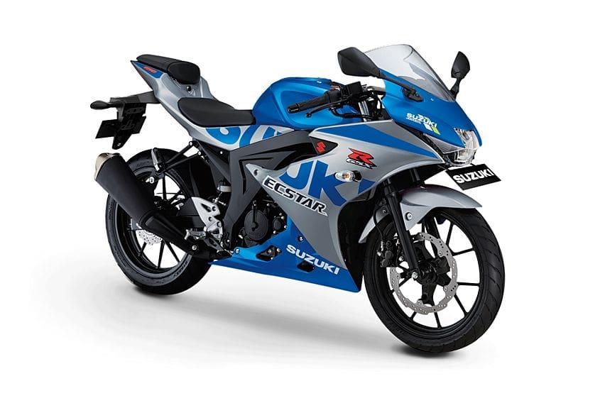 Suzuki GSX-R150 MotoGP Edition Tersedia di Tipe Menengah, Tak Ada Perubahan Harga