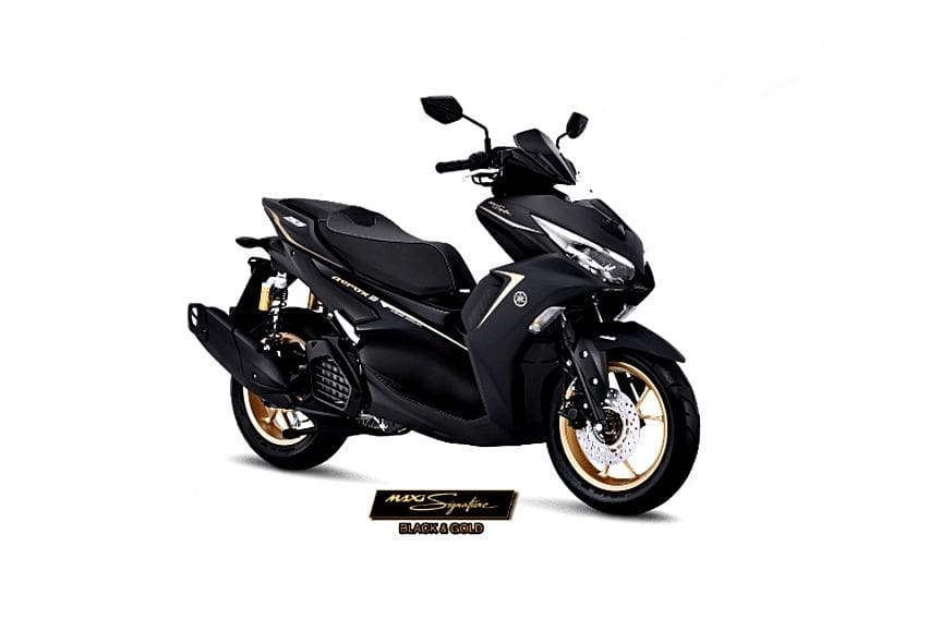 Simak Deretan Fitur All New Yamaha Aerox 155 Connected