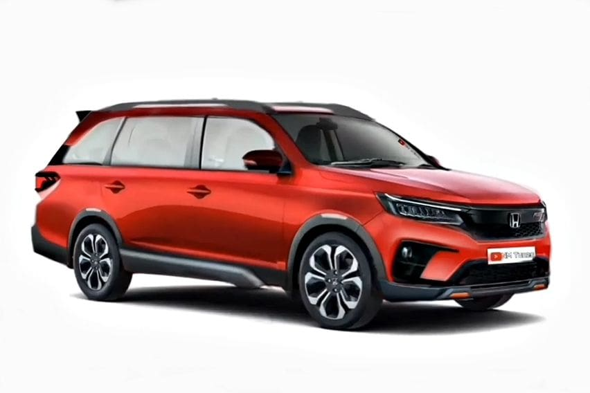 Ekspektasi Terhadap Perubahan All New Honda BR-V 2021