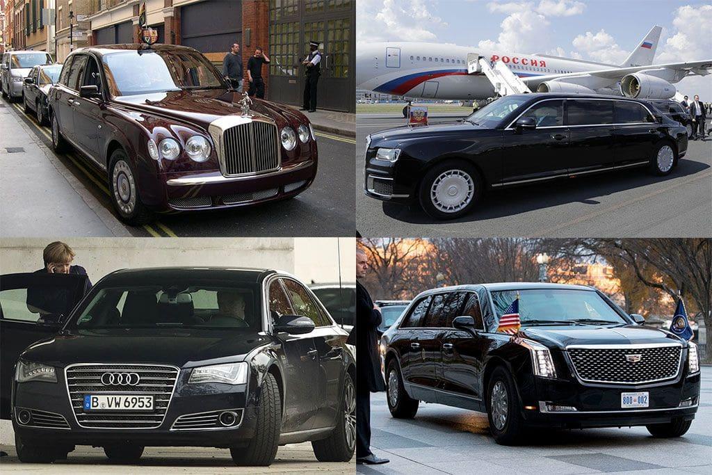 Kepala Negara Dunia dan Mobilnya: Milik Siapa yang Termahal?
