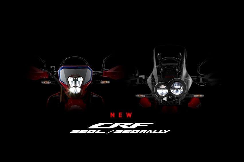 Jelang Peluncuran, Gambar Honda CRF250L dan CRF250 Rally MY2021 Disebar Duluan