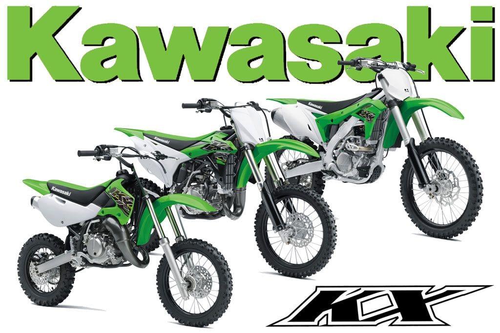 Ulas Trio Kawasaki KX, Dari Pemula Sampai yang Serius