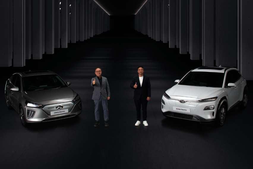 Luncurkan Dua Mobil Listrik Sekaligus, Hyundai Jadi Game Changer Industri Otomotif
