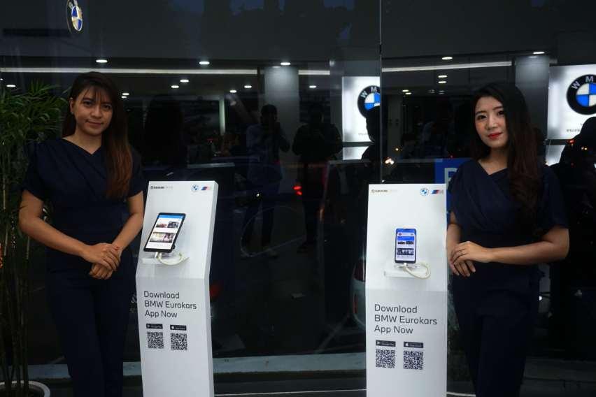 BMW Eurokars App, Satu Platform untuk Layani Seluruh Kebutuhan Konsumen