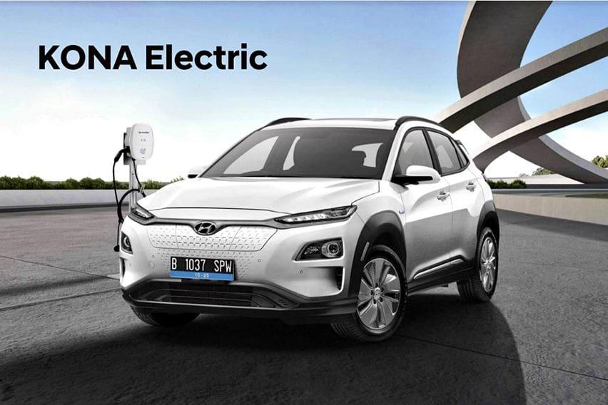 Intip Lima Hal Menarik dari Hyundai Kona Electric