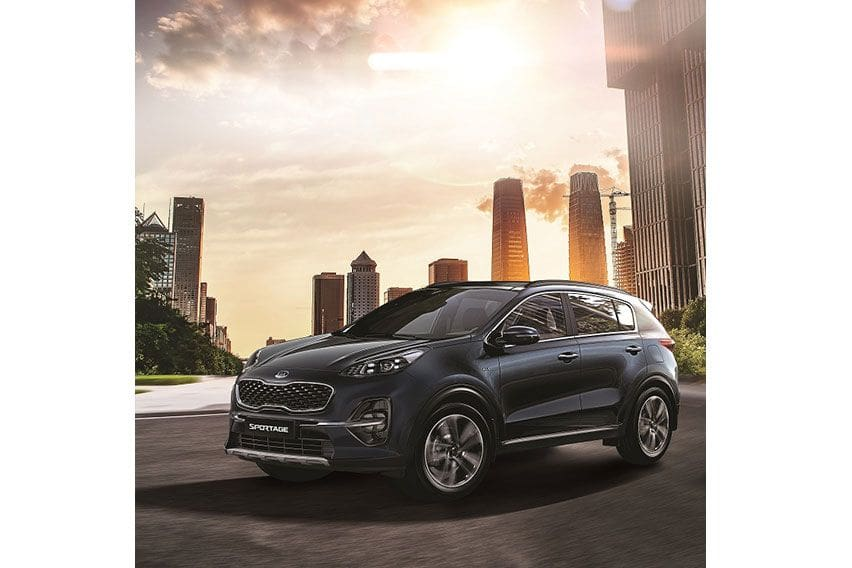 SUVs lead Kia's global sales growth in Feb.