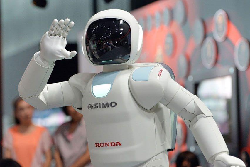 20 Tahun Robot ASIMO, Teknologinya Digunakan di Mobil Honda