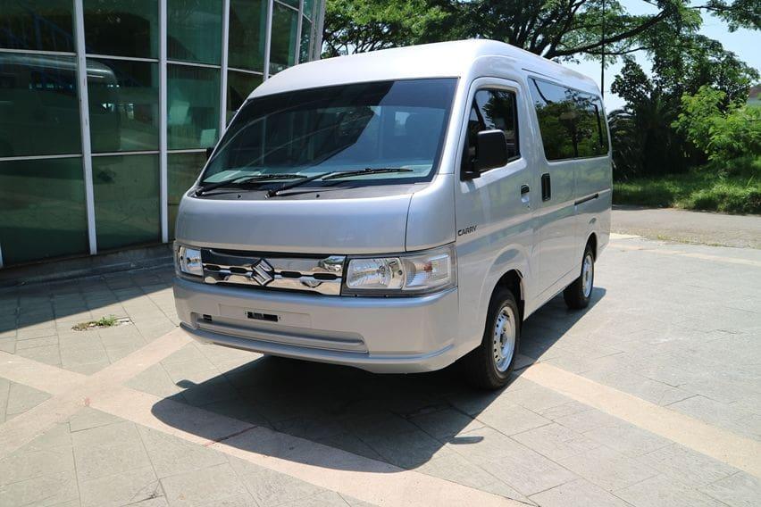 Banyak Peminat, Suzuki Munculkan Carry Versi Minibus dan Blind Van Harga Mulai Rp 200 Jutaan