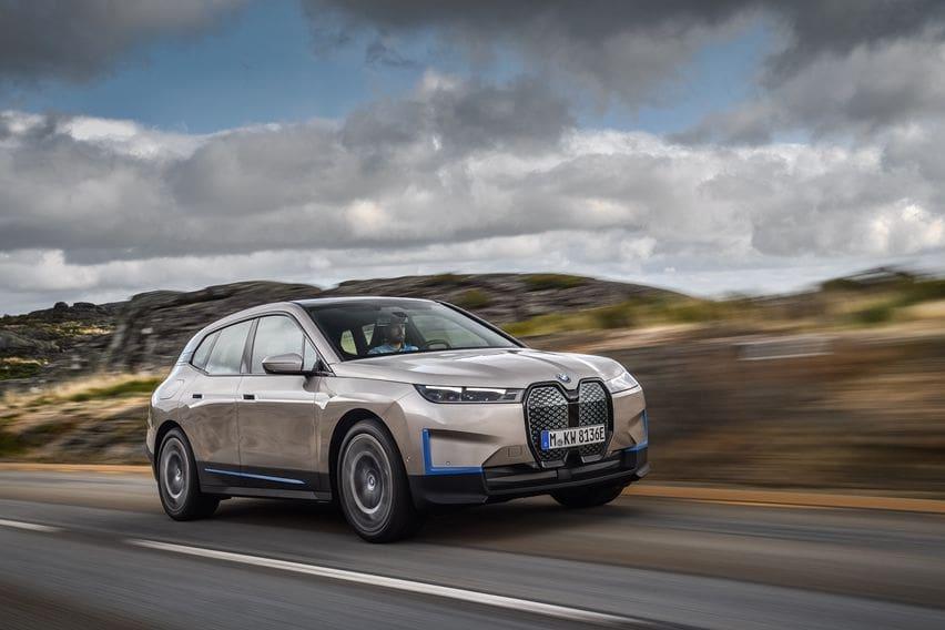 BMW iX Bawa Segudang Inovasi Termutakhir dalam Format EV, Simak Kecanggihannya