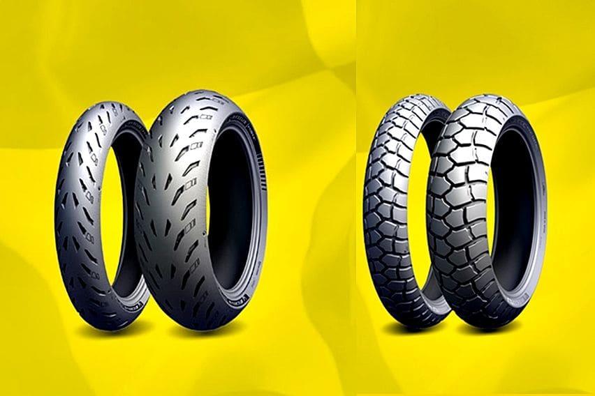 Intip Ban Baru Dari Michelin, Power 5 dan Anakee Adventure