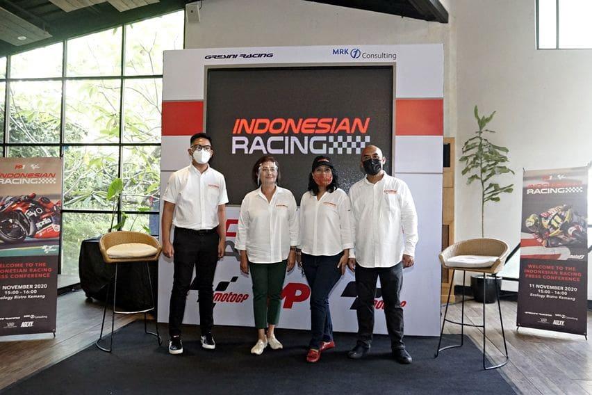 Berharap Indonesia Bisa Ikut MotoGP, MP1 Gandeng Gresini Racing