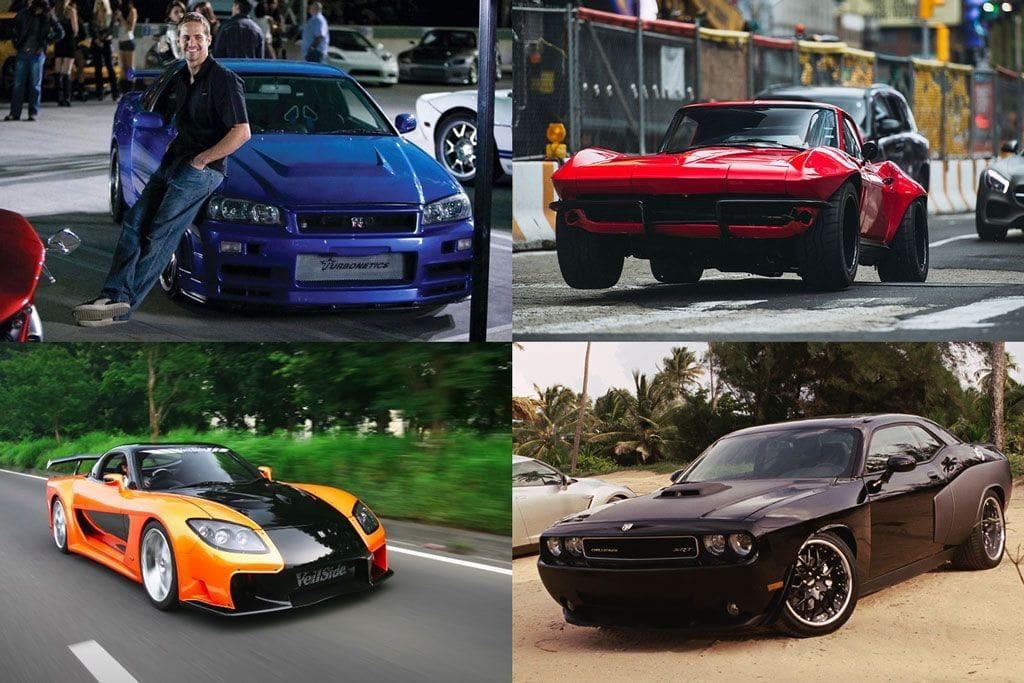 10 Mobil Keren Yang Tampil Di Sekuel Film Fast And Furious Oto