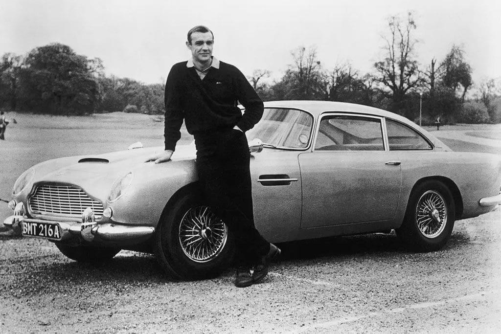 Ini Mobil-Mobil di Film James Bond Yang Dikendarai Almarhum Sean Connery