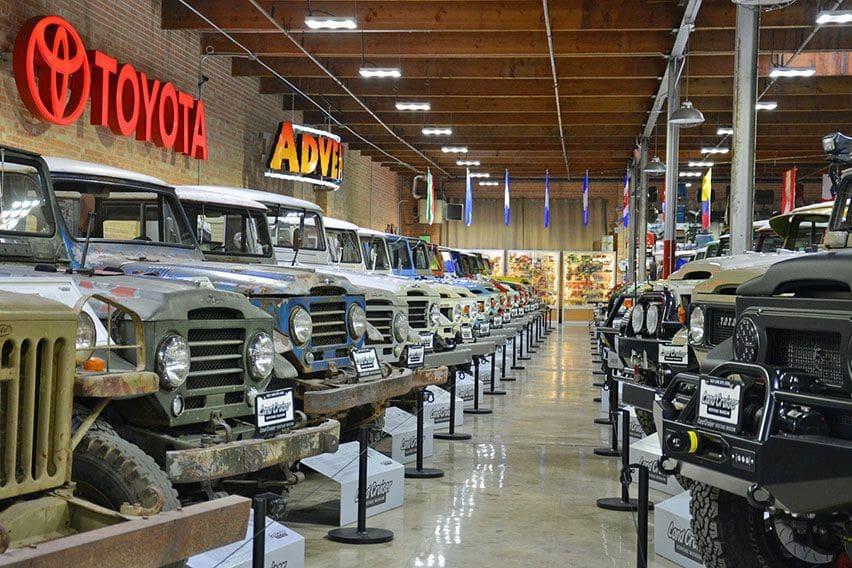 Museum Mobil Pribadi yang Paling Terkenal di Dunia