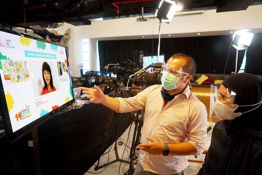 Lomba Gambar Mobil Impian Toyota TDAC 2020, Jadi Inspirasi Pengembangan Mobilitas