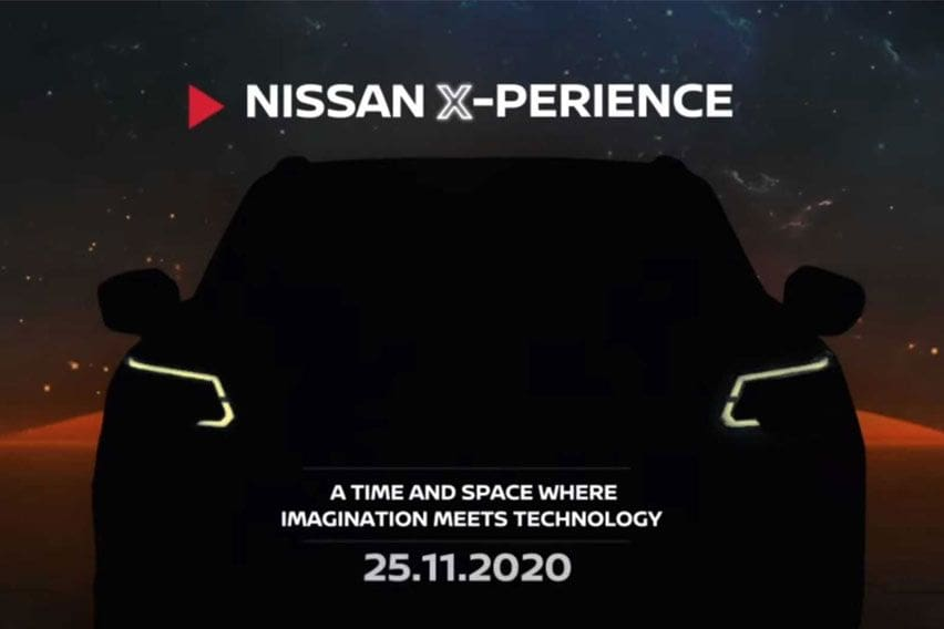 Nissan teases the 2021 Terra SUV, to debut on Nov 25