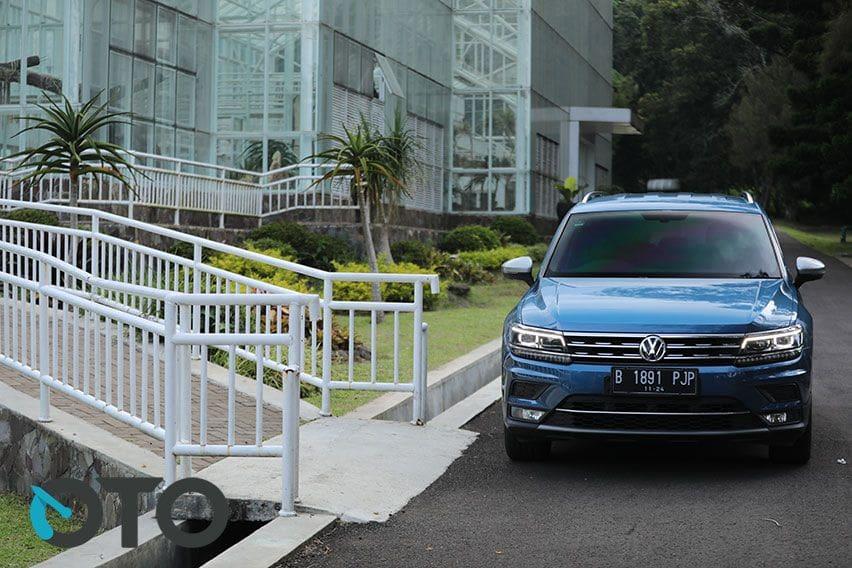 Road Test Volkswagen Tiguan Allspace (Part 1): Ruang untuk Bertualang