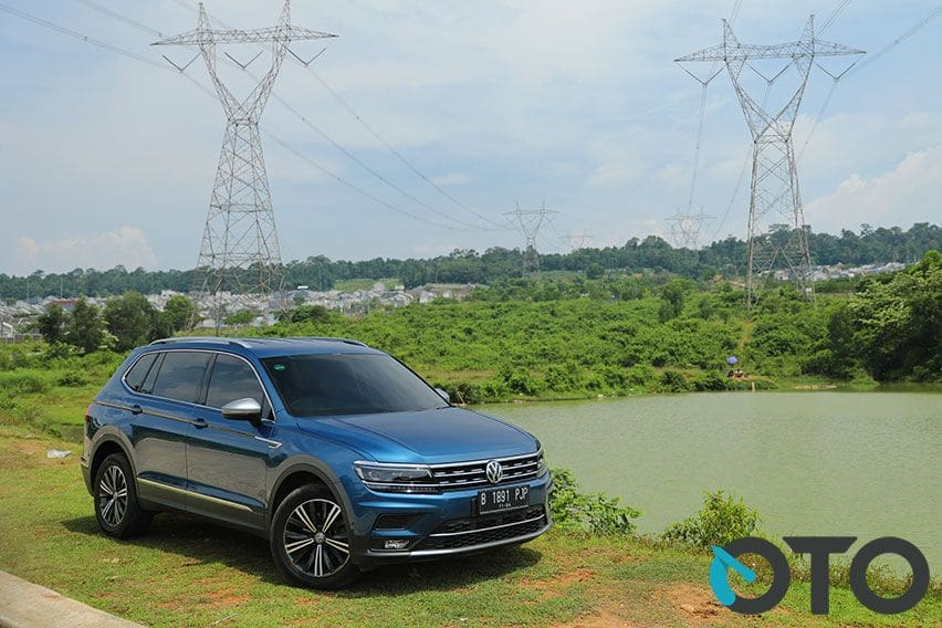 Road Test Volkswagen Tiguan Allspace (Part 2): Paket Berkendara yang Mengejutkan