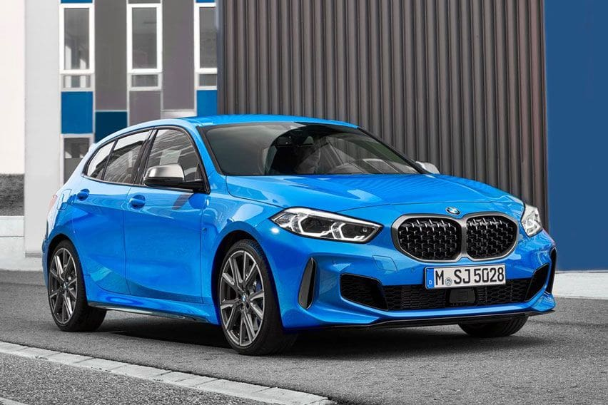 BMW boasts of its outstanding turbocharged engines
