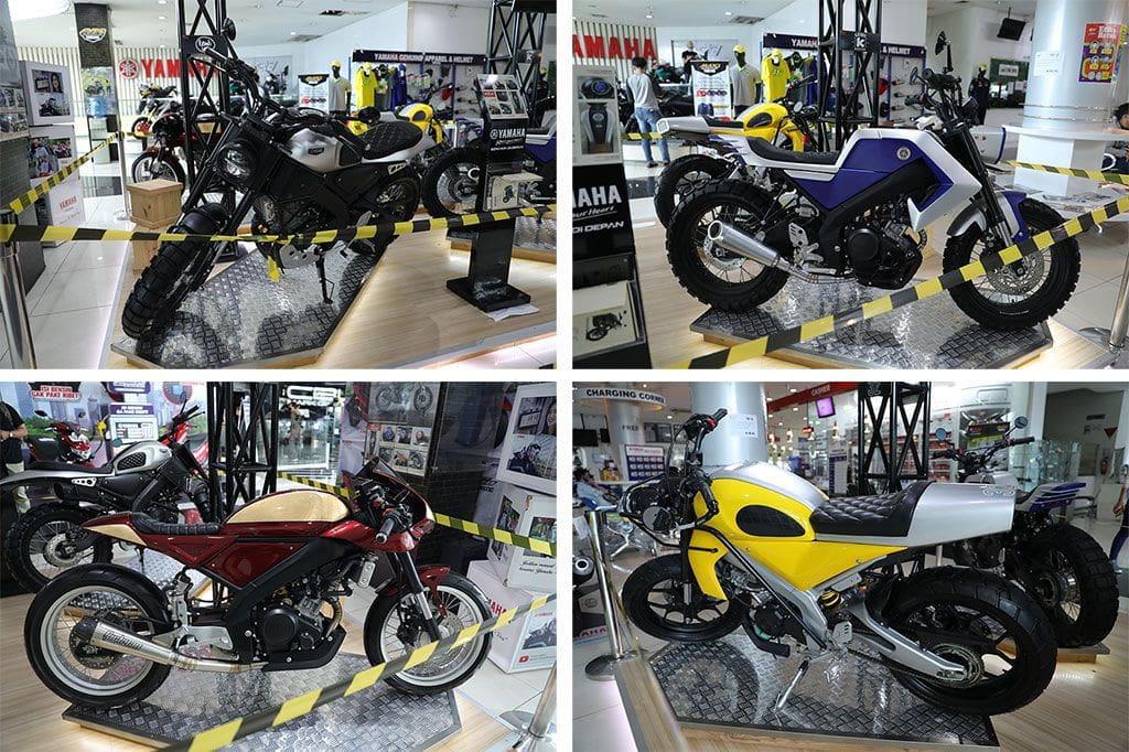 Mau Modifikasi Yamaha XSR155? Simak 4 Kreasi Builder Lokal Ini