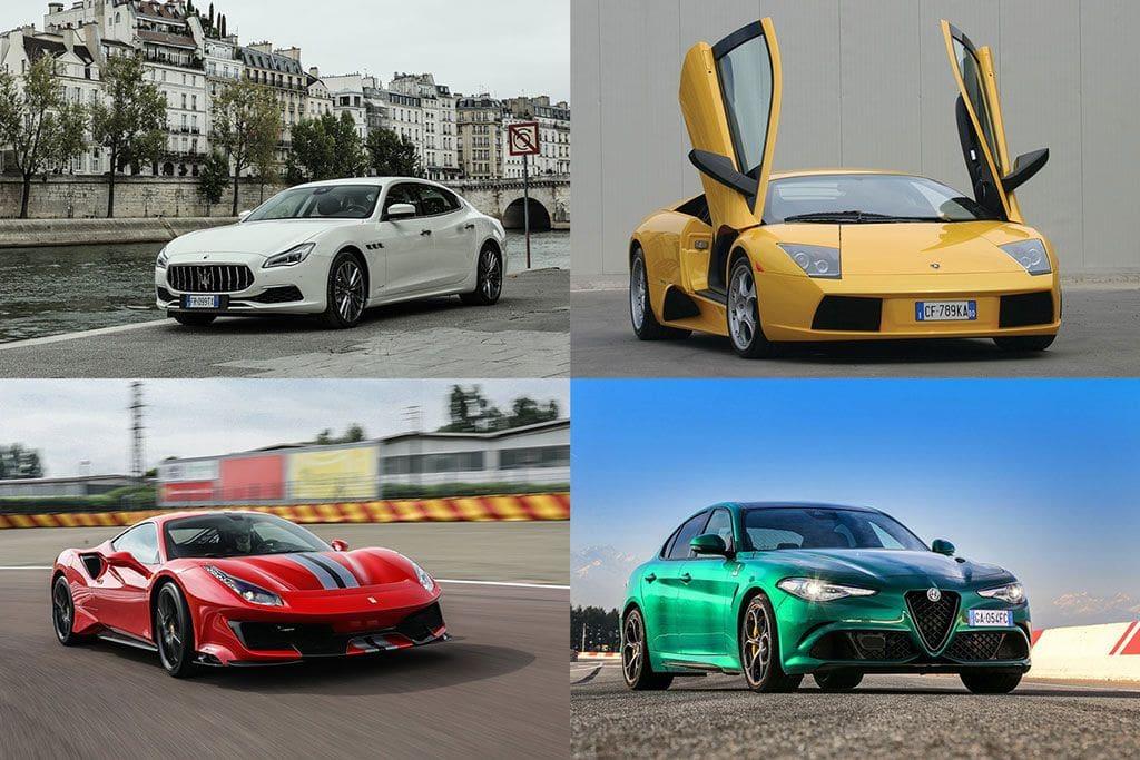6 Nama Mobil Buatan Italia yang Punya Arti yang Aneh