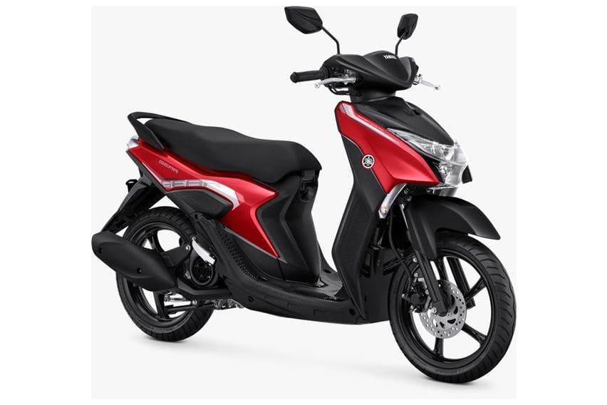 Kenali Varian Yamaha Gear 125 Ini Beda Versi Standard Dan S Version Oto