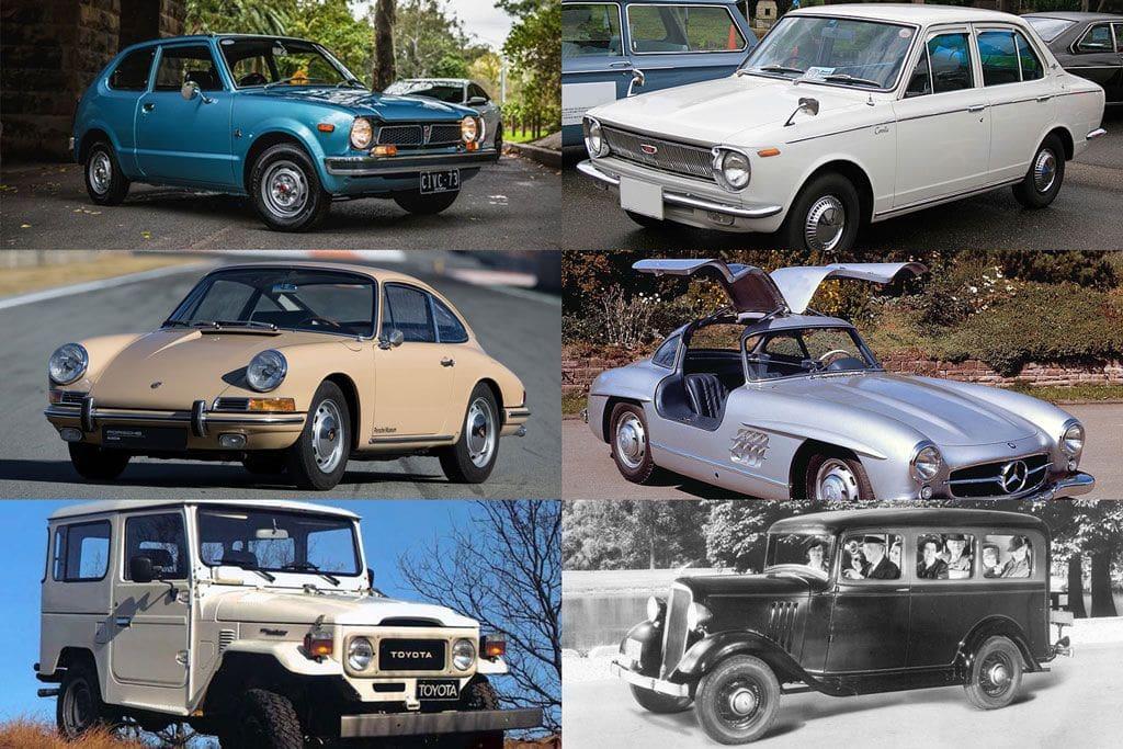 6 Nama Mobil yang Eksis Puluhan Tahun Hingga Kini
