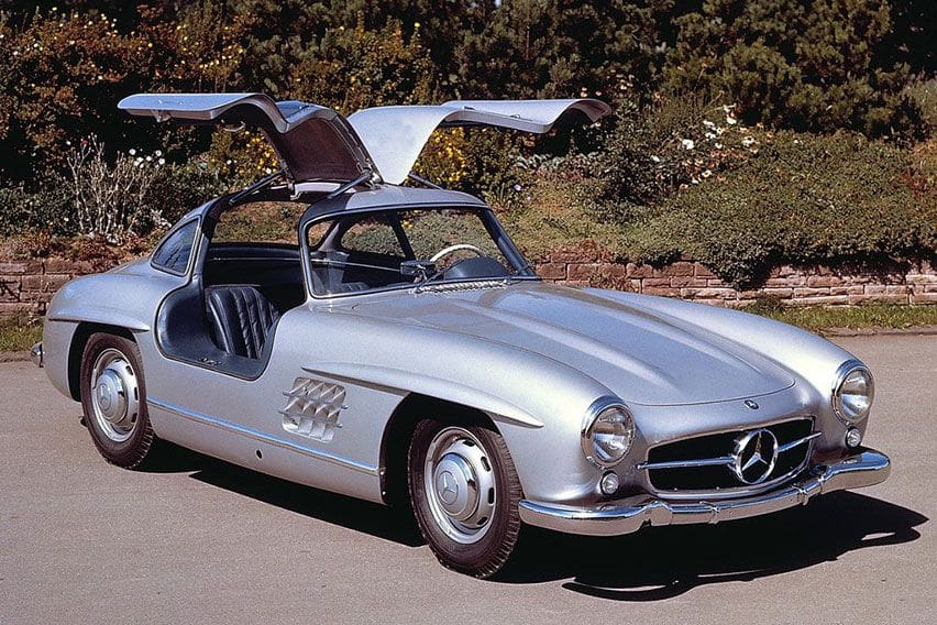 Mercedes-Benz SL300 Gullwing