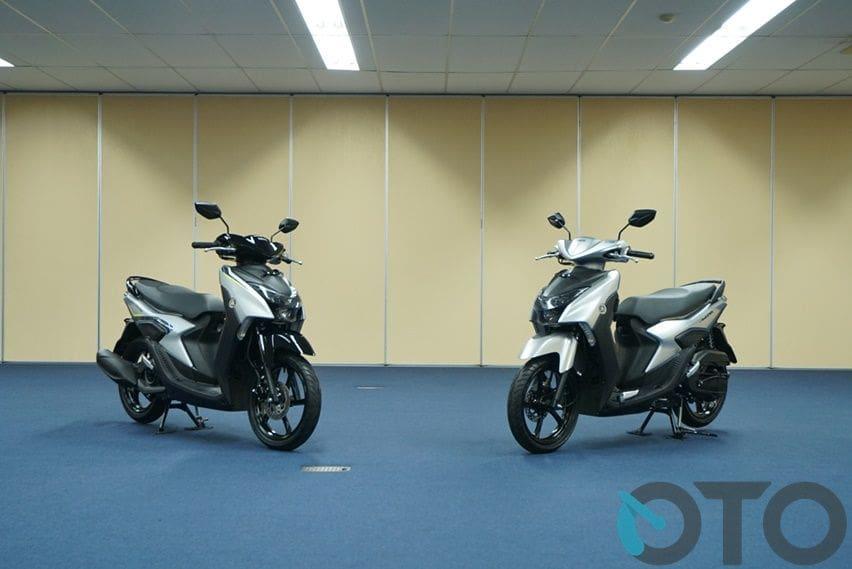 Cicilan Yamaha Gear 125 Versi Standar Dan S Cuma Beda Tipis
