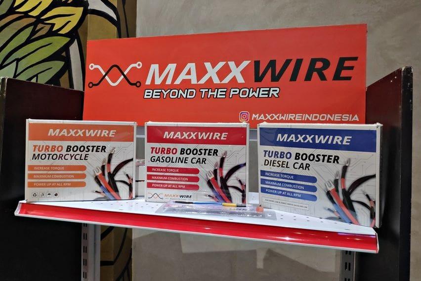 Kabel Ajaib Maxxwire Bikin Power Motor Meningkat