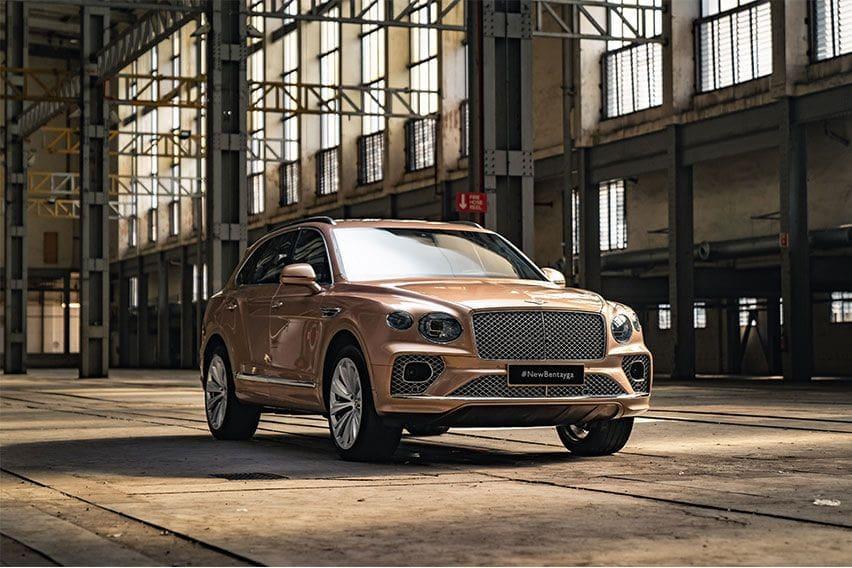 New Bentley Bentayga introduced in APAC via unique interactive experience