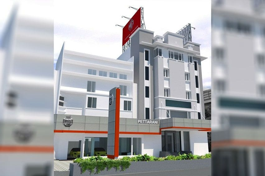 Jangkau Sulawesi, MG Resmikan Outlet di Pettarani Makassar