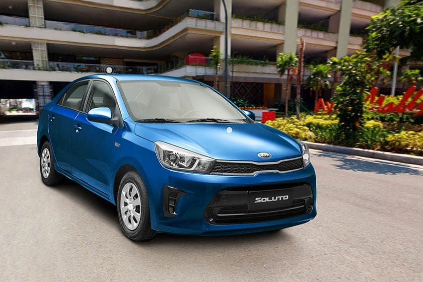 More for less: The Kia Soluto EX AT