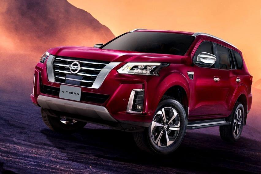 Nissan Terra Tampil Beda di Timur Tengah, Menggambarkan Wujud Facelift Sang SUV