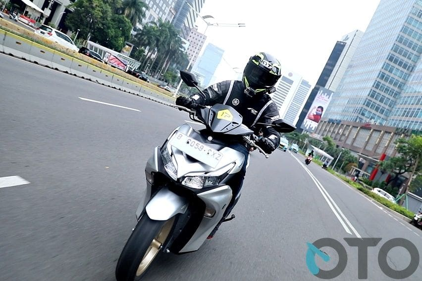 Test Ride All New Yamaha Aerox Connected ABS (Part 1): Performa Hebat dan Menyenangkan