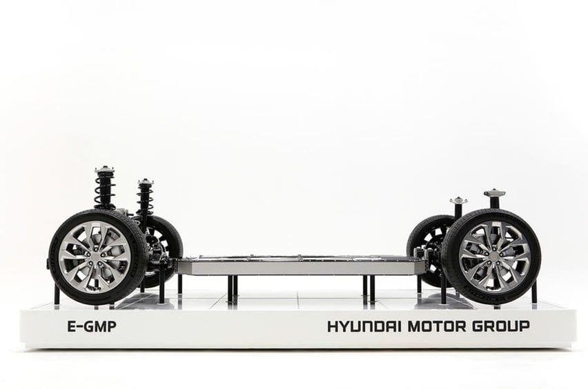 Platform E-GMP Hyundai Motor Group Gendong Teknologi Canggih, Mulai Diproduksi 2021