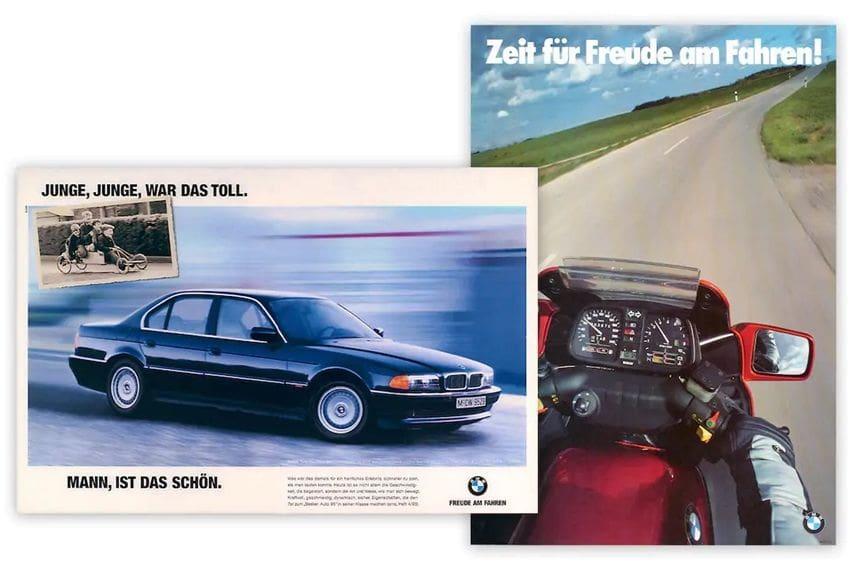 Perjalanan Panjang Slogan Ikonik yang Mendeskripsikan Esensi BMW