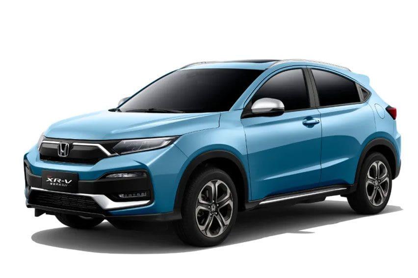 Wajah Mirip CR-V dan Ekor Seperti Mobilio, Dongfeng Honda Siap Jual XR-V 2021