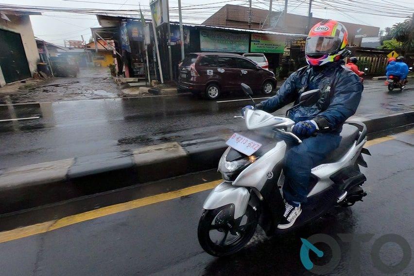 First Ride Yamaha Gear 125: Inikah Jawaban dari Usungan Numeral Sang Pabrikan?
