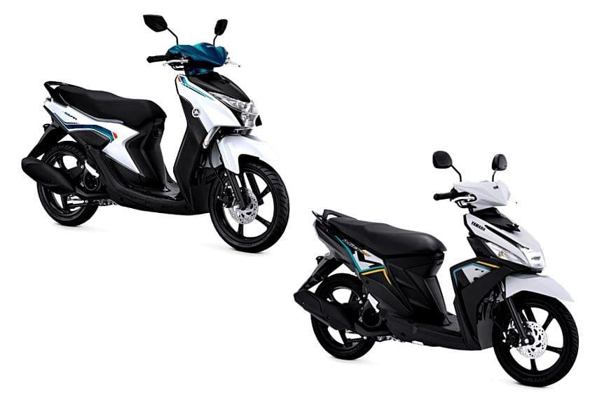 Harga Beda Tipis, Simak Perbedaan Yamaha Gear 125 dengan Mio M3 125