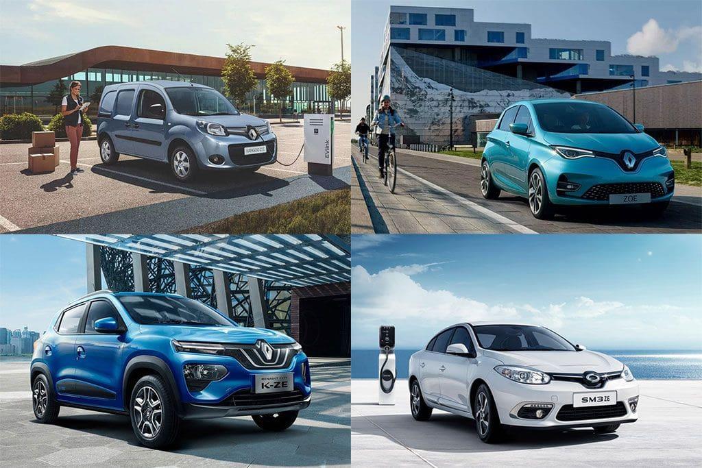 Renault Bakal Serang Pasar Mobil Listrik Tanah Air, Simak Calon Pemainnya