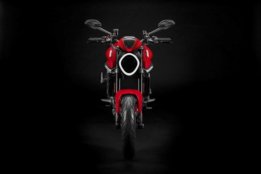New Ducati Monster 2021, Tak Lagi Jadi 'Monster'
