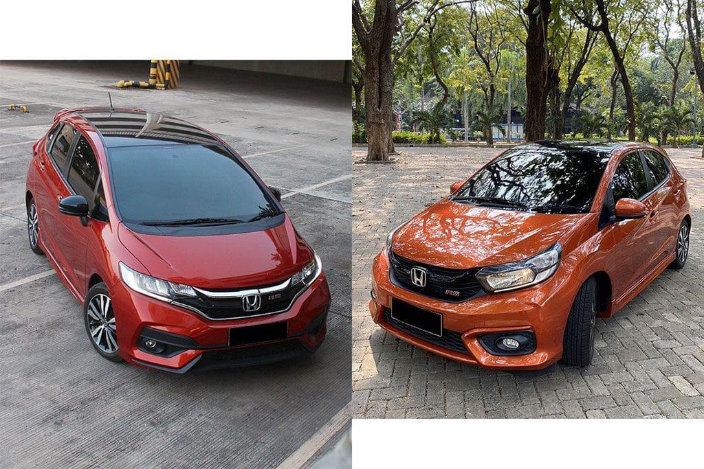 Honda Jazz RS CVT Bekas dan Brio RS Baru Harganya Beda Tipis, Ambil yang Mana?