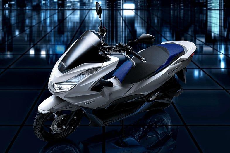 Beda Spesifikasi, Honda PCX Hybrid Versi Jepang Dimodali Mesin 125 cc