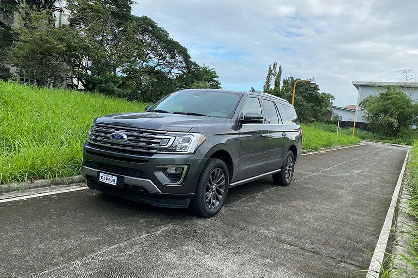 Living large with the Ford Expedition EL