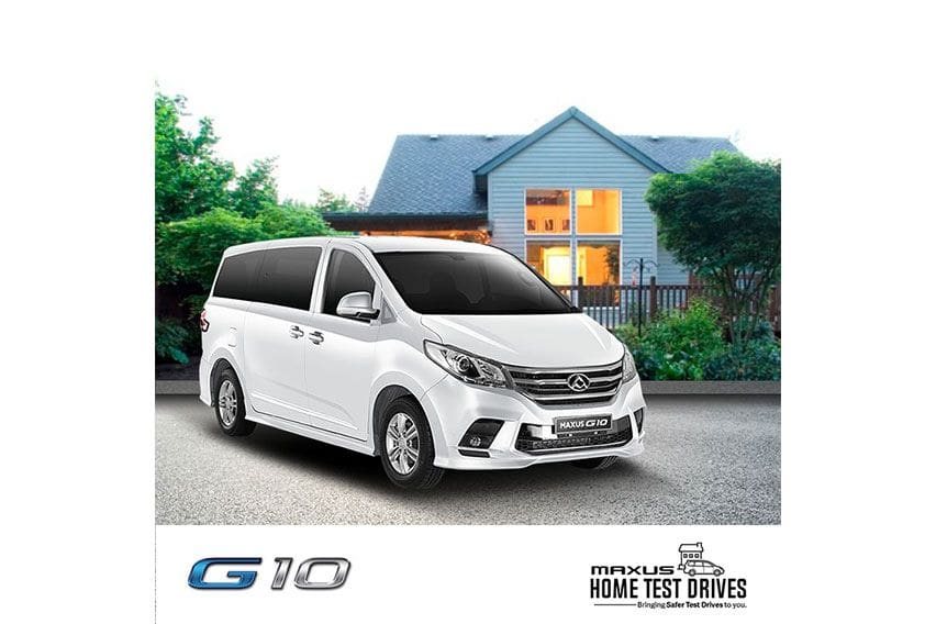 Maxus PH offers home test drive program for heightened safety and convenience