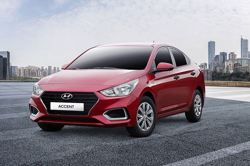 Hyundai Accent: Subcompact performance and elegance