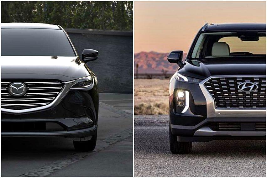 Komparasi Hyundai Palisade dan Mazda CX-9, Ambil Pendatang Baru atau Tampilan Estetis?